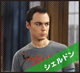 シェルドン・クーパー Dr. Sheldon Cooper MSc, PhD